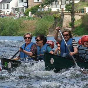 Canoe-Hire-River-Trip-Huntsham-to-Monmouth