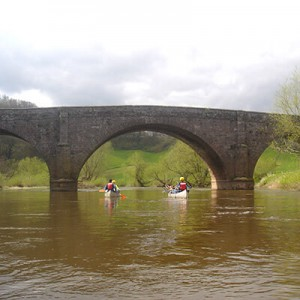 Monmouth-Canoe-1day-Course-Introduction-to-Canoeing-BCU1-Award