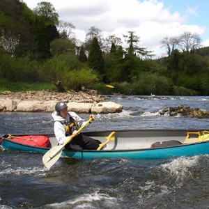 Monmouth-Canoe-Course-Introduction-to-white-Water-Canoeing