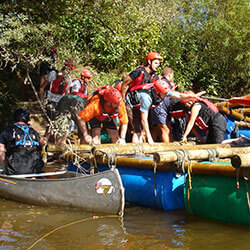 Monmouth-Canoe-Group-activities-for--Adult-party-groups-