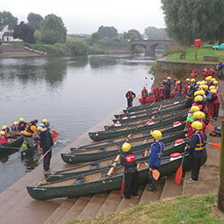 School-youth-Groups-river-wye-actvities